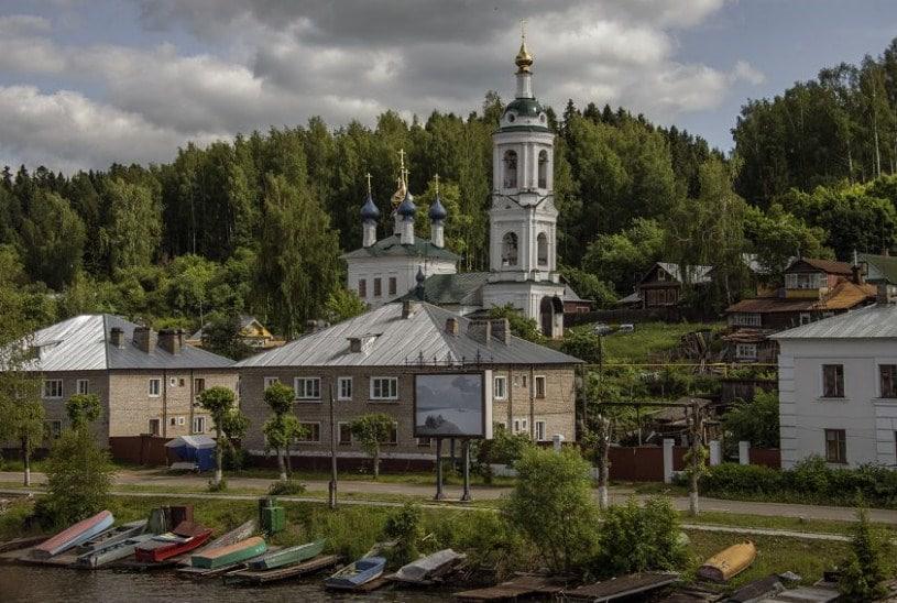 Паломничество в России или религиозный туризм